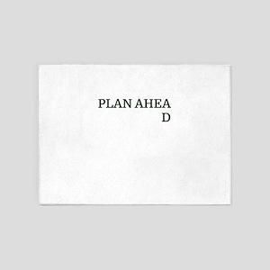 PLAN AHEAD 5'x7'Area Rug