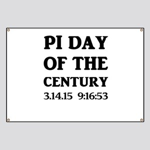 Pi Day Of The Century Banner