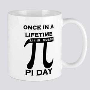 Once Upon A Time 3.14.15 Pi Day Mugs