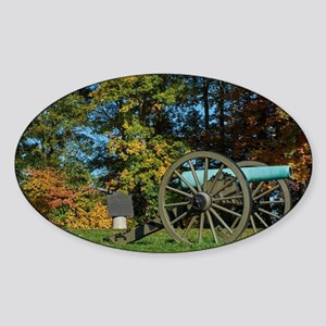 Gettysburg National Park - Fal Sticker