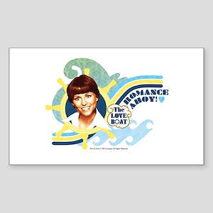 Romance Ahoy Sticker (Rectangle)