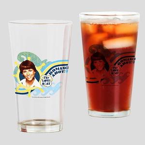Romance Ahoy Drinking Glass
