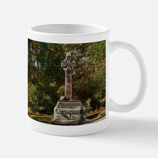 Gettysburg National Park - Irish Brigade Memo Mugs