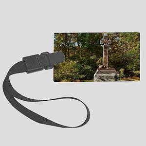 Gettysburg National Park - Irish Large Luggage Tag