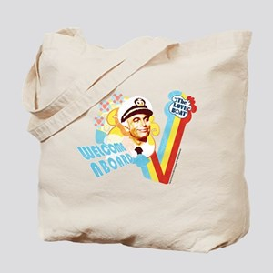 Welcome Aboard Tote Bag