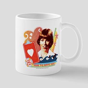 Here to Serve You! Mug