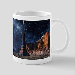 Alien World Mug