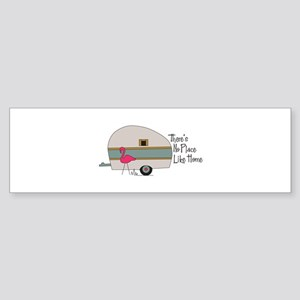 theres no place like home Bumper Sticker