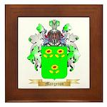 Margeron Framed Tile