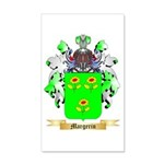 Margerin 20x12 Wall Decal