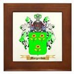 Margeridon Framed Tile
