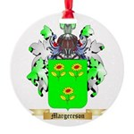 Margereson Round Ornament