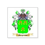 Margereson Square Sticker 3