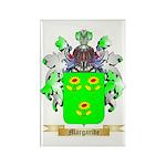 Margaride Rectangle Magnet (100 pack)