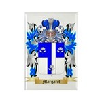 Margaret Rectangle Magnet (100 pack)