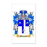 Margaret 20x12 Wall Decal