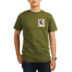 Marez Organic Men's T-Shirt (dark)