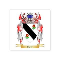 Marez Square Sticker 3