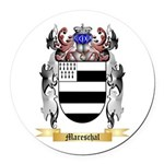 Mareschal Round Car Magnet
