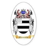 Marescalco Sticker (Oval)