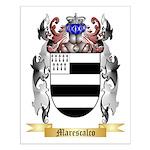 Marescalco Small Poster