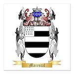 Marescal Square Car Magnet 3