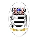 Marescal Sticker (Oval 10 pk)