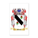 Mares 35x21 Wall Decal