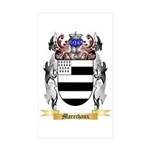 Marechaux Sticker (Rectangle 10 pk)
