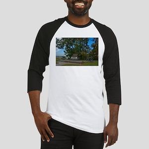 Gettysburg National Park - High Wa Baseball Jersey
