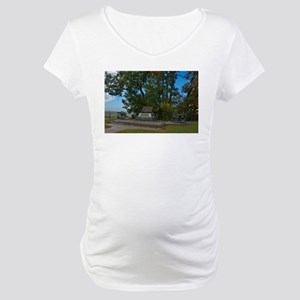 Gettysburg National Park - High Maternity T-Shirt