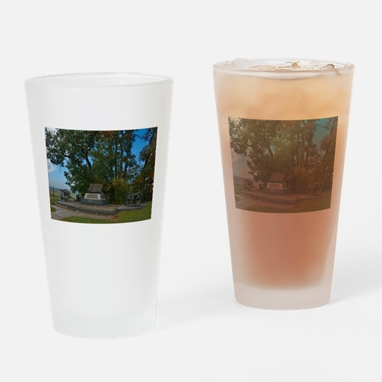 Gettysburg National Park - High Wat Drinking Glass