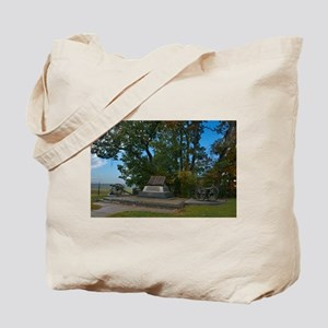 Gettysburg National Park - High Water Mar Tote Bag