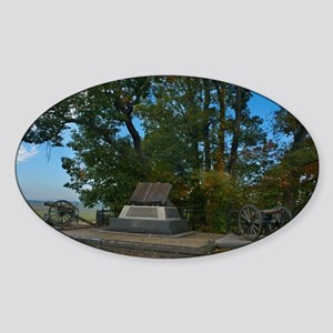 Gettysburg National Park - High Water Mark Sticker