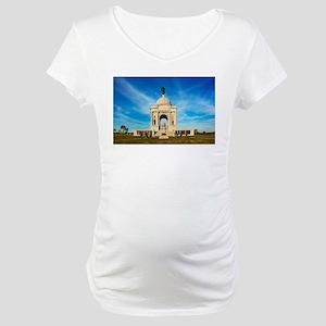 Gettysburg National Park - Penns Maternity T-Shirt
