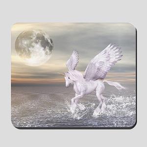 Pegasus-Unicorn Hybrid Mousepad