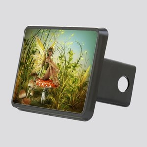 Indian Summer Fairy Rectangular Hitch Cover