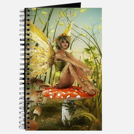 Indian Summer Fairy Journal