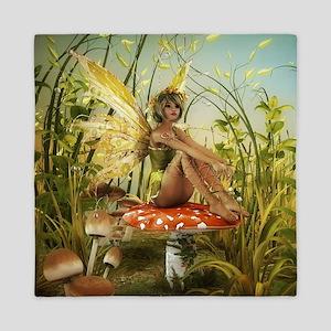 Indian Summer Fairy Queen Duvet