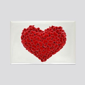 Heart of Hearts Rectangle Magnet