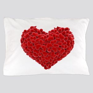 Heart of Hearts Pillow Case