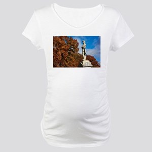 Gettyburg National Park - Fall Maternity T-Shirt