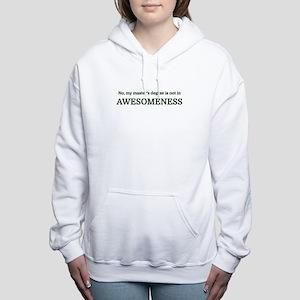 No, my master's degree i Women's Hooded Sweatshirt