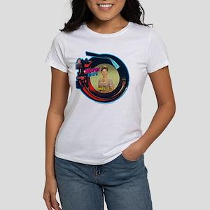 Happy Days: Mrs. C. Jukebox Women's T-Shirt