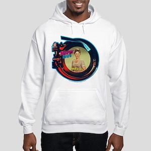 Happy Days: Mrs. C. Jukebox Hooded Sweatshirt