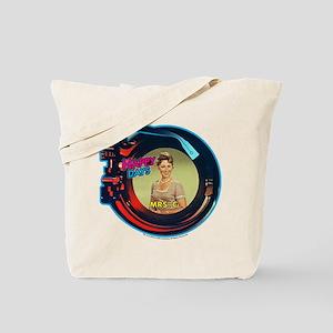 Happy Days: Mrs. C. Jukebox Tote Bag