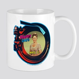 Happy Days: Mrs. C. Jukebox Mug