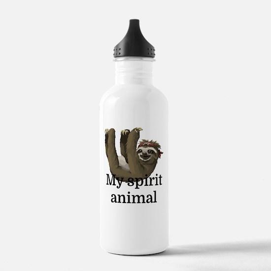 My Spirit Animal Sports Water Bottle