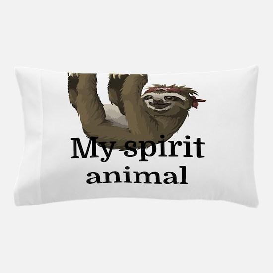 My Spirit Animal Pillow Case