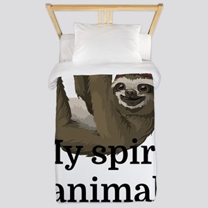 My Spirit Animal Twin Duvet